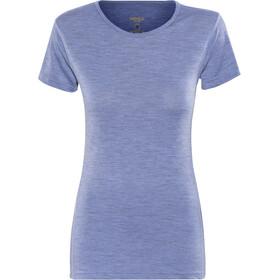 Devold W's Breeze T-Shirt Bluebell Melange